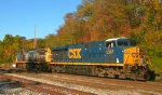 CSX 5367 and 7774